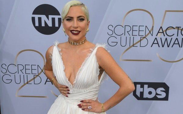 Lady Gaga at SAG Awards 2019