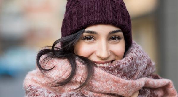 Come difendere la pelle dal freddo