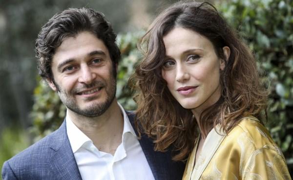 Lino Guanciale e Gabriella Passion