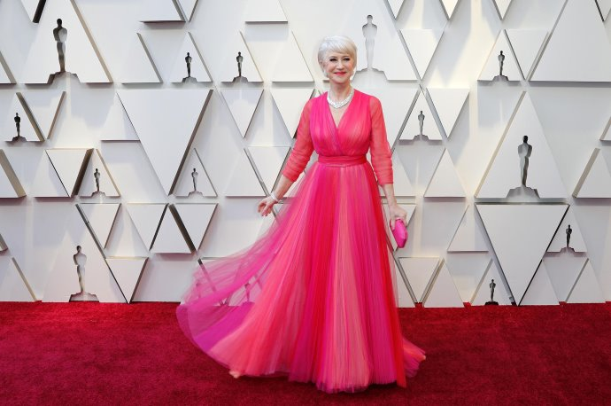 Red Carpet Oscar 2019