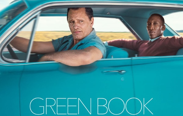 La locandina del film Green Book