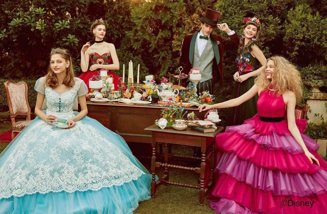 reputable site f1475 83810 Gli abiti da sposa da favola ispirati alle Principesse ...