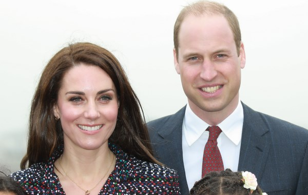 Kate Middleton e William d-Inghilterra