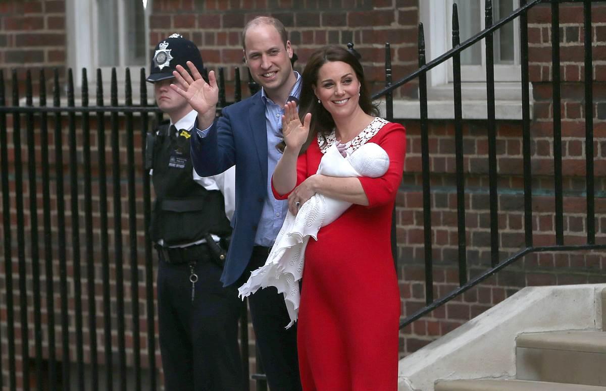 William DInghilterra e Kate Middleton