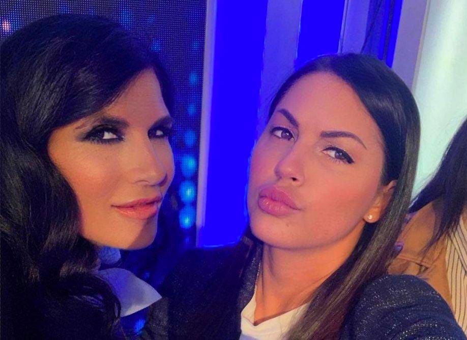 Pamela Prati e Eliana Michelazzo