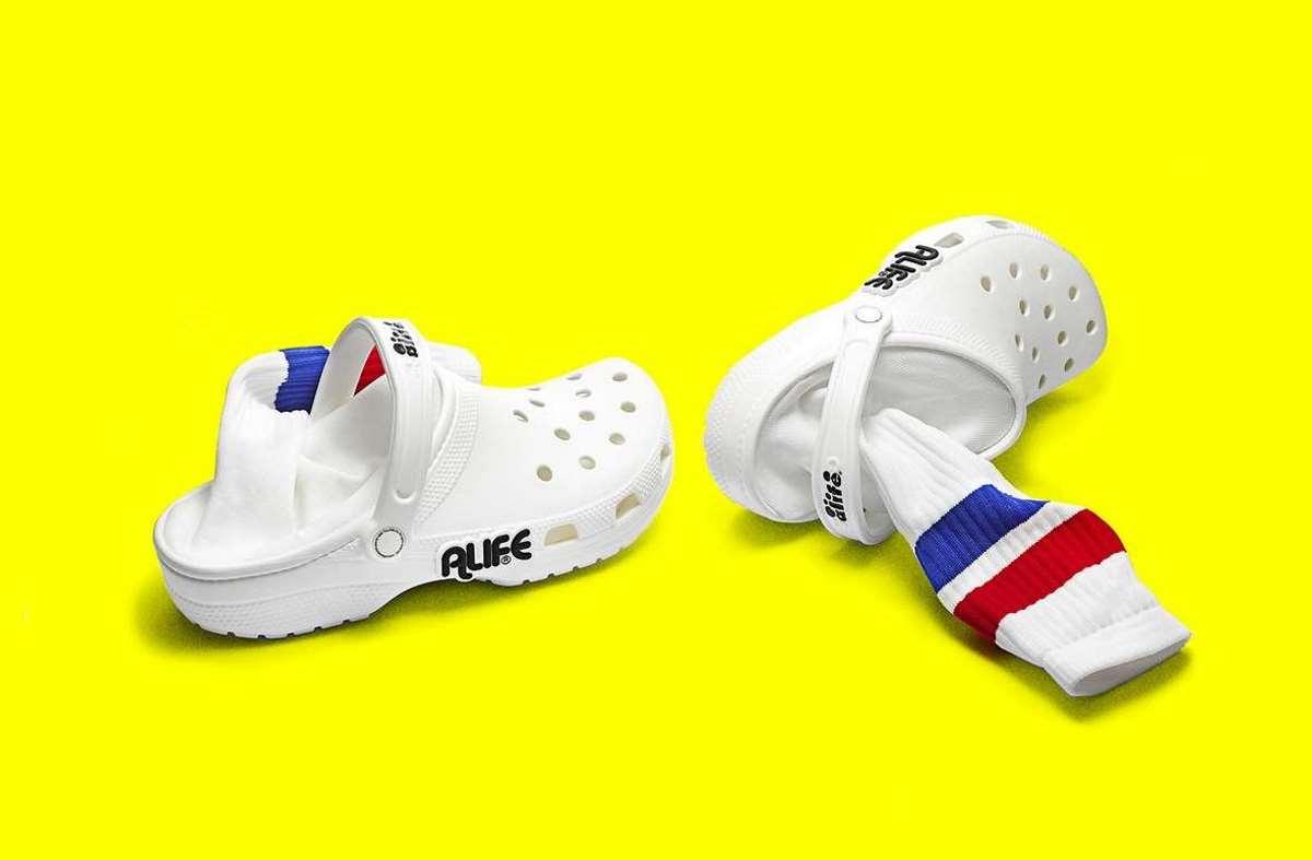 Crocs con sandali incorportati