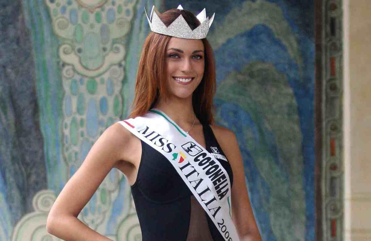 Miriam Leone vincitrice di Miss Italia 2008