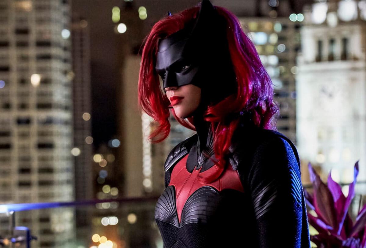 batwoman serie tv super eroi