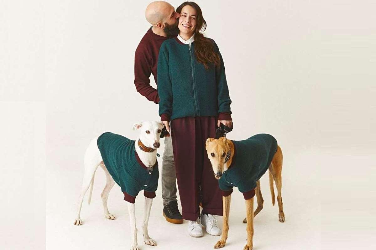 Cani vestiti come i padroni