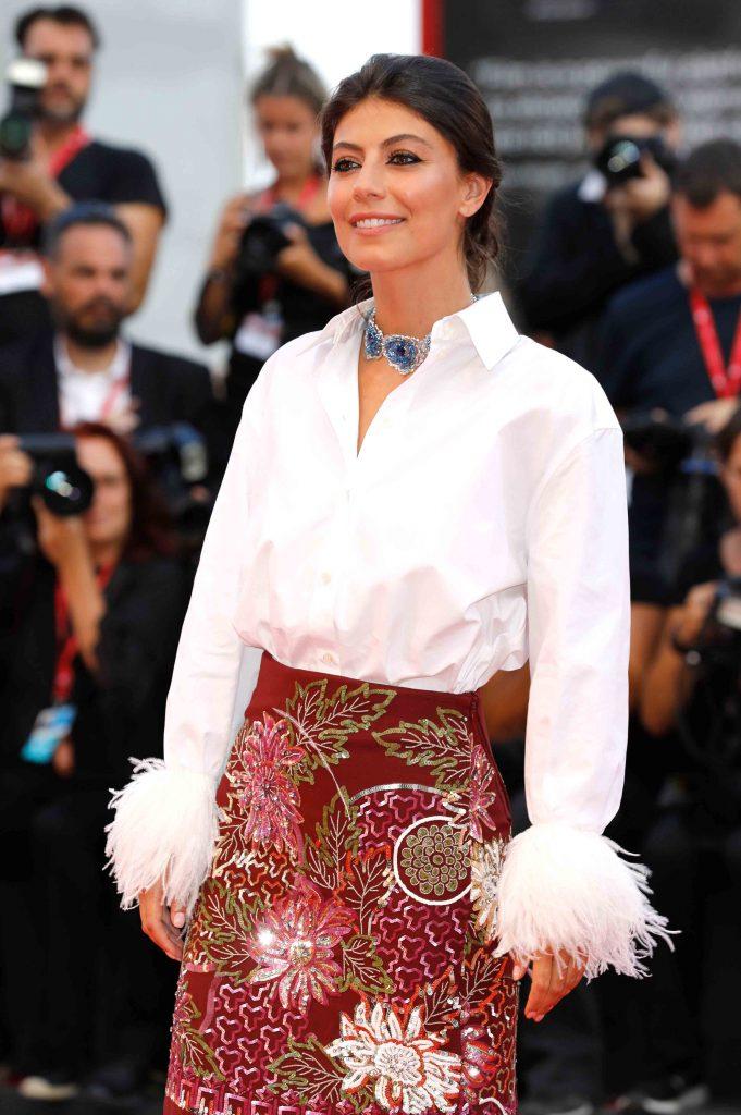 Alessandra Mastronardi madrina della 76a Mostra del Cinema di Venezia