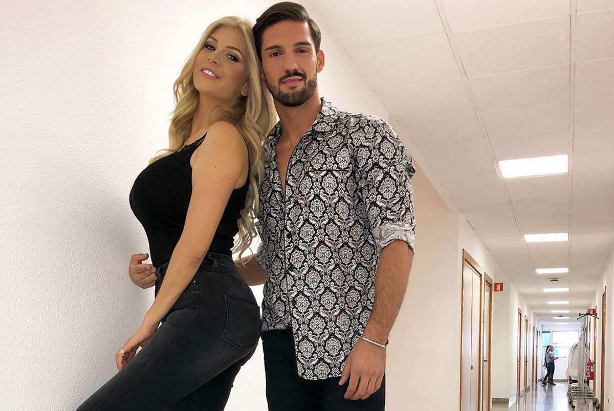 Paola Caruso e Moreno Merlo