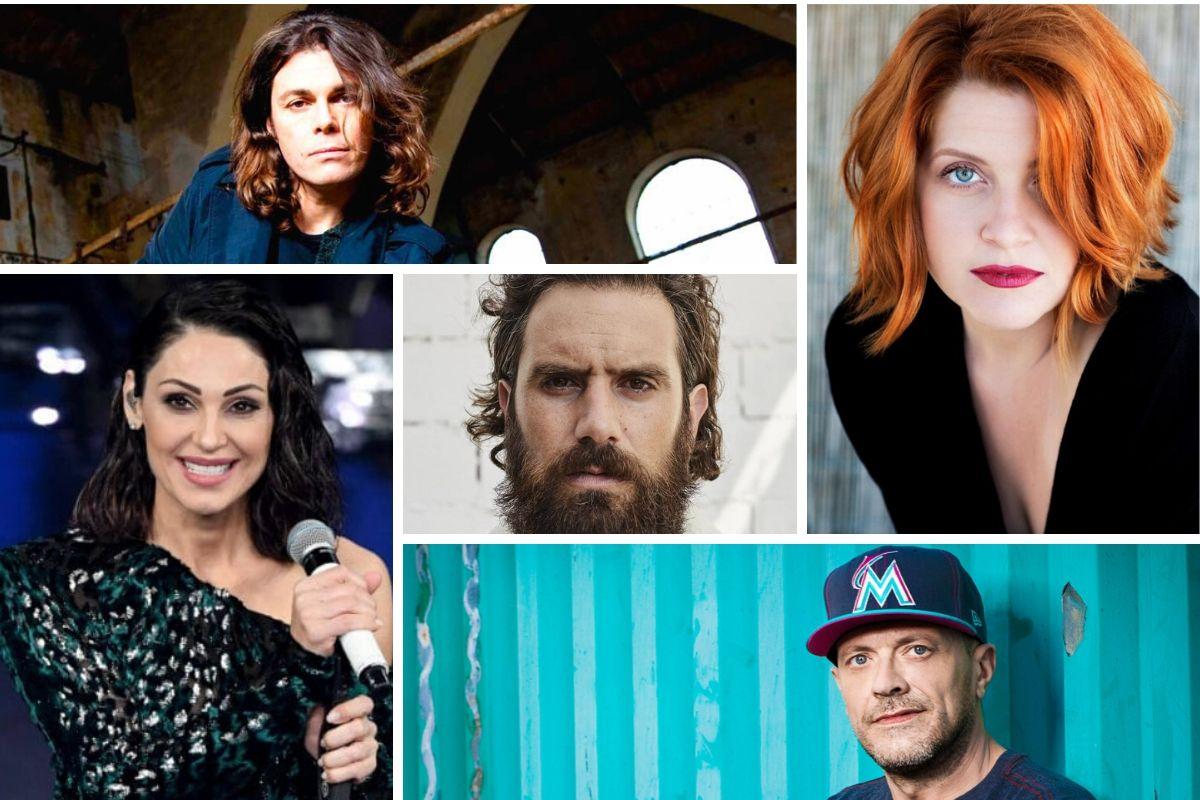 Cast Sanremo 2020
