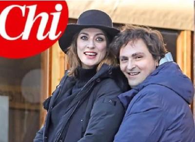 Elisa Isoardi e Alessandro