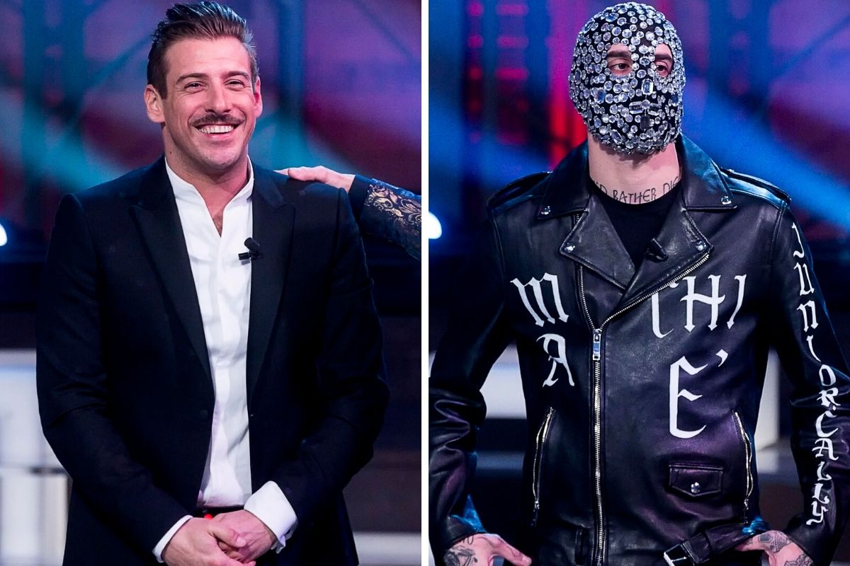 Francesco Gabbani e Junior Cally
