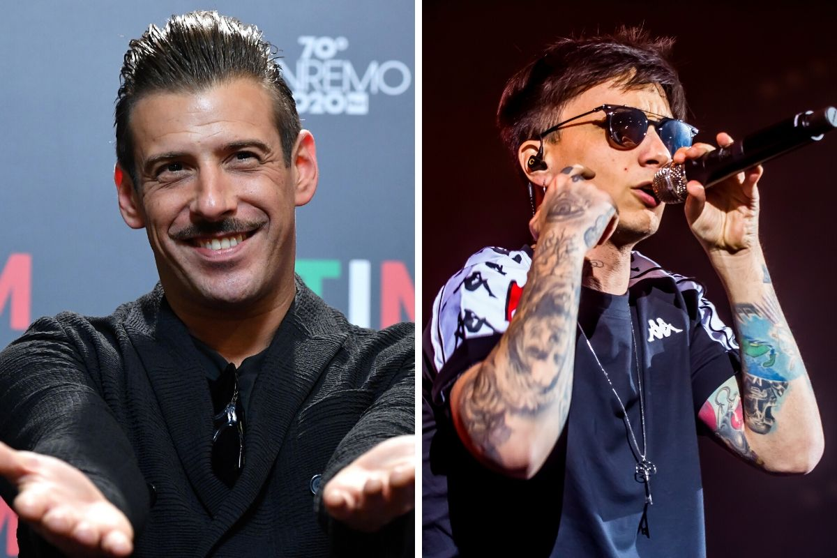 Francesco Gabbani e Ultimo