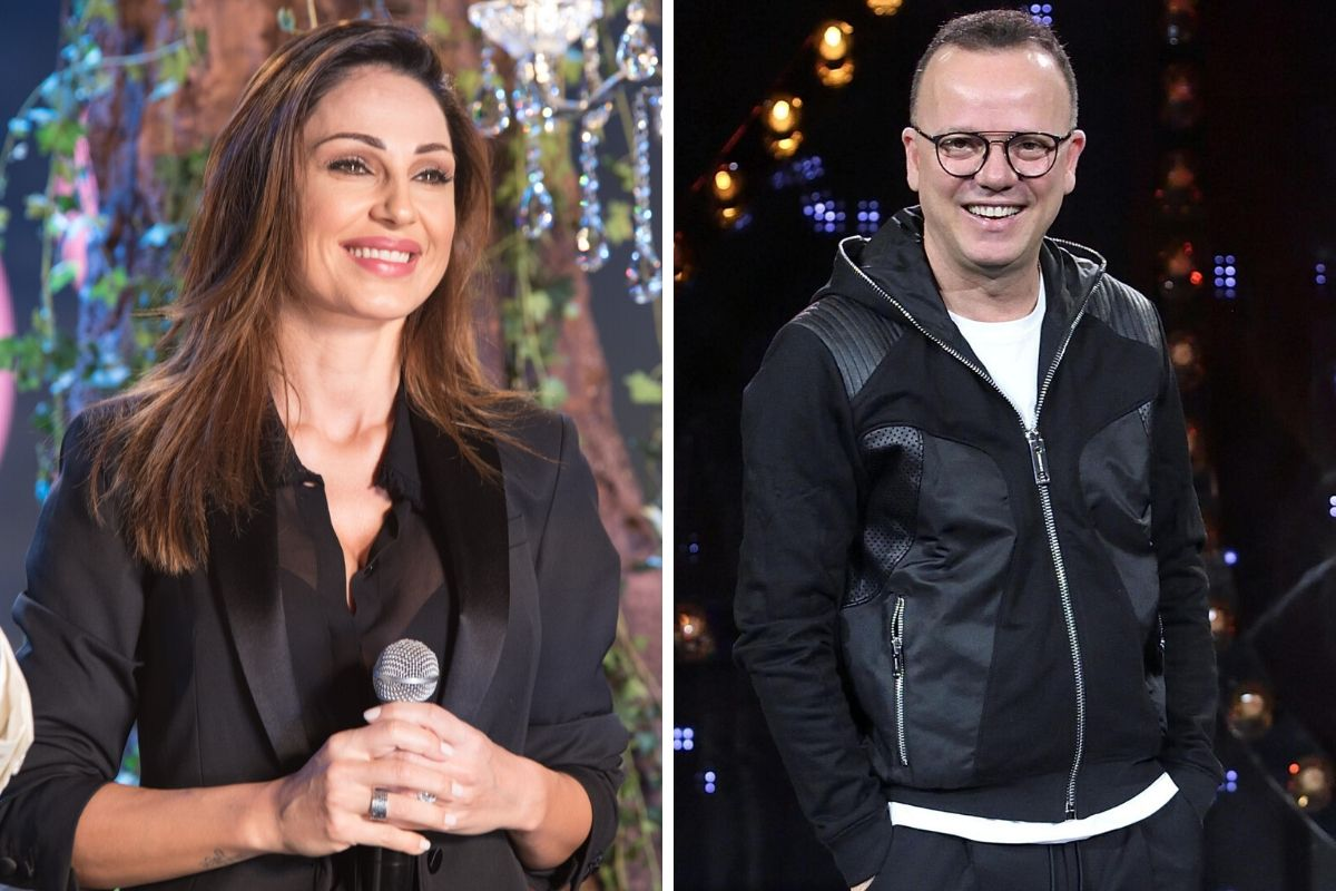 Anna Tatangelo e Gigi D-Alessio