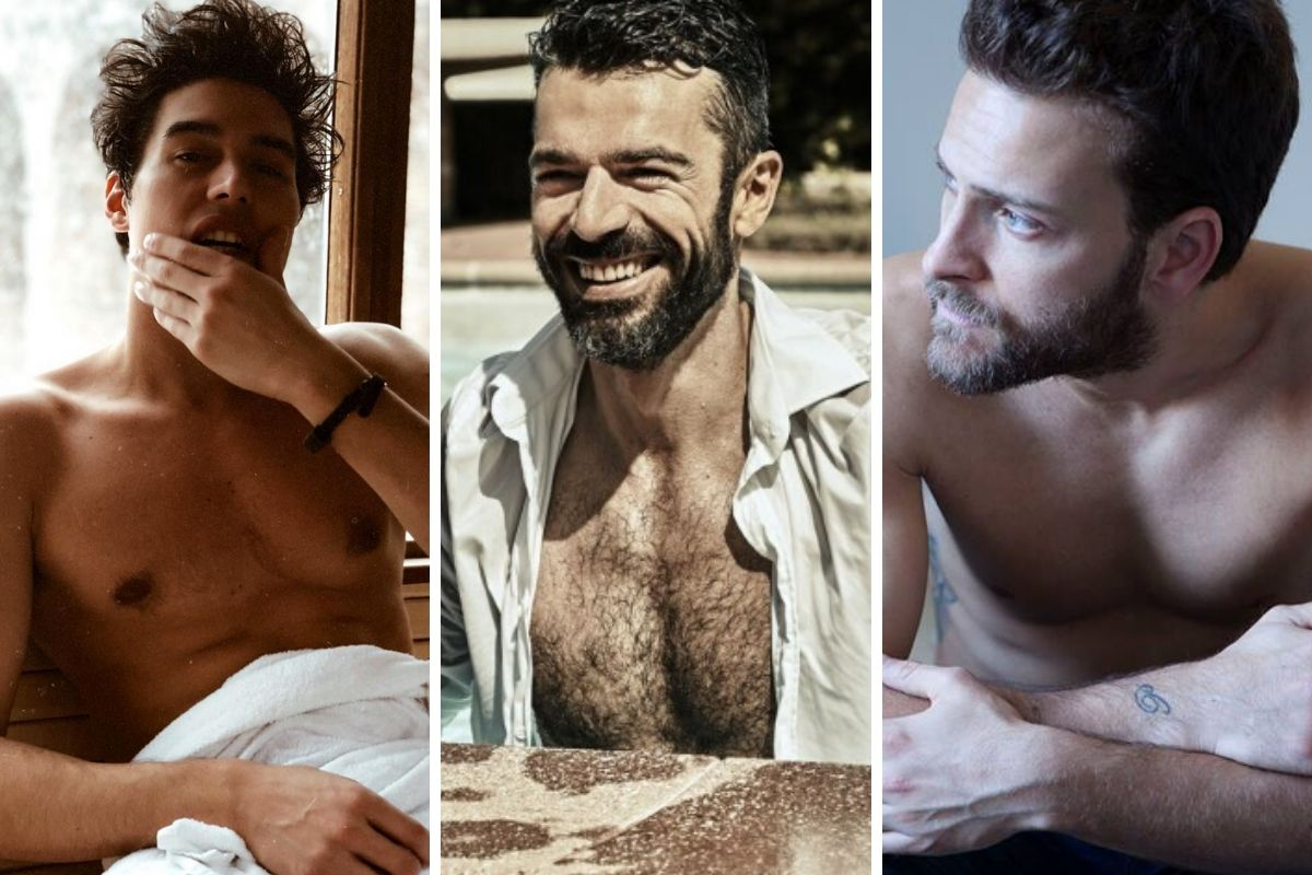 Attori italiani sexy
