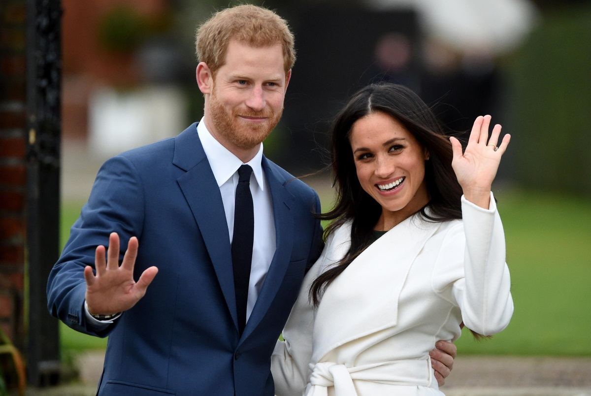 netflix serie tv Principe Harry e Meghan Markle