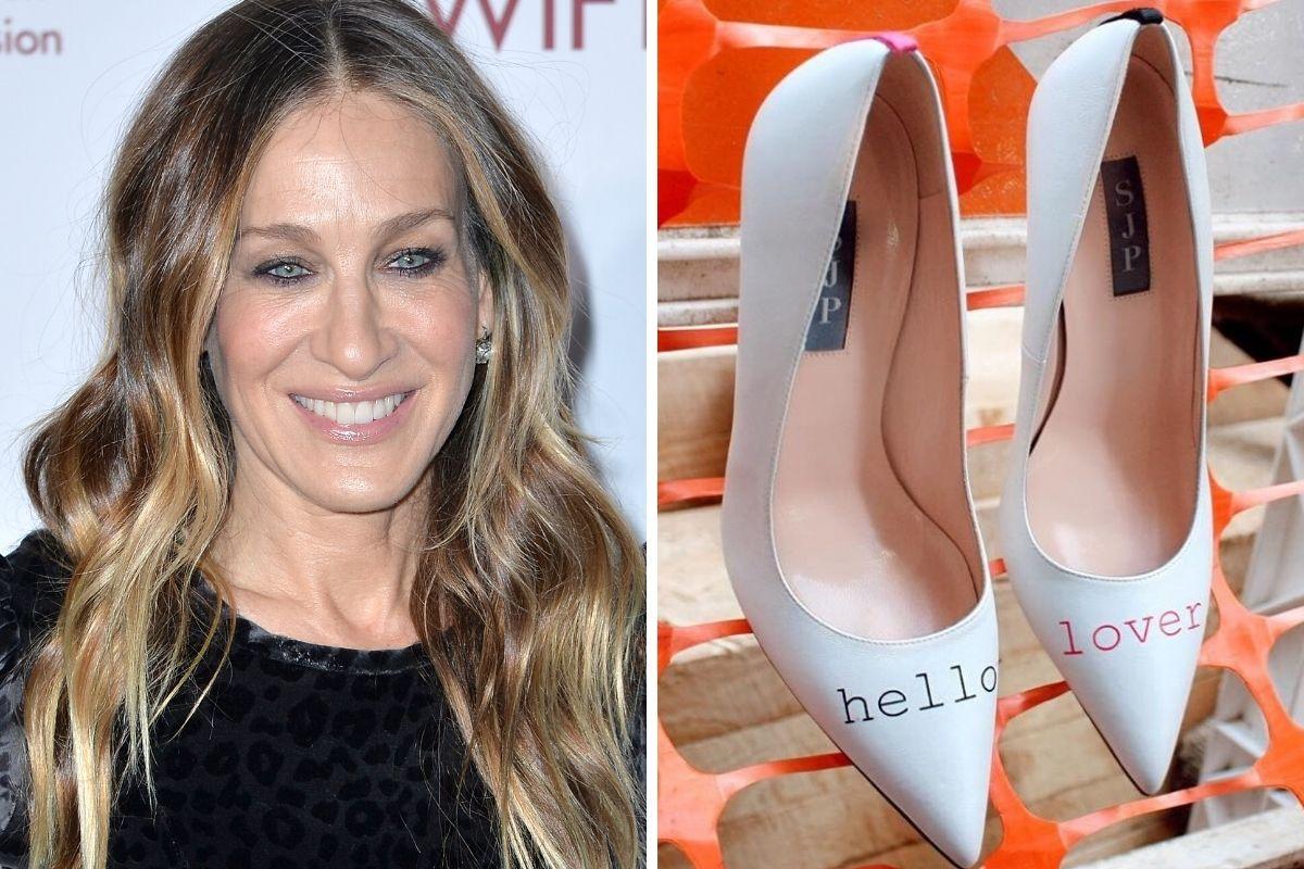 Sarah Jessica Parker, apre il suo negozio di scarpe