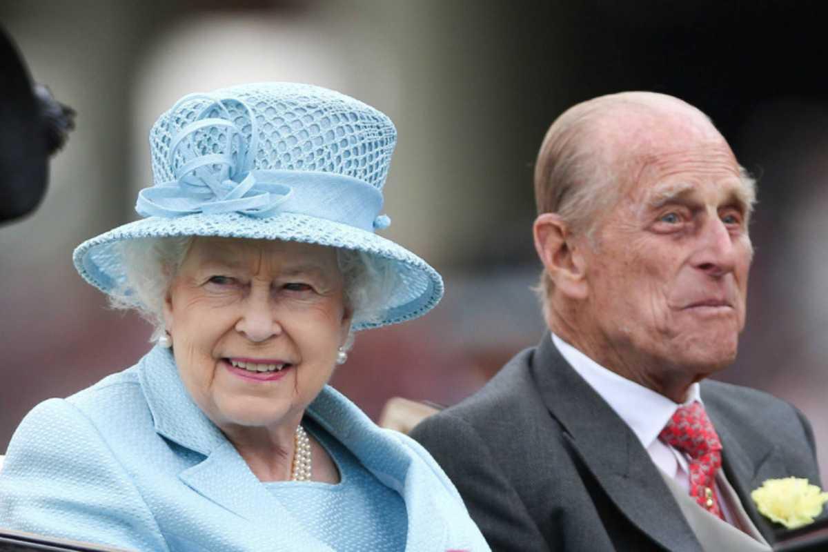 Principe Filippo marito regina elisabetta inghilterra morto