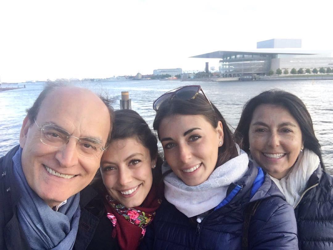 Alessandra Mastronardi famiglia
