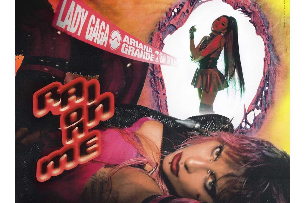 Lady Gaga duetto con Ariana Grande
