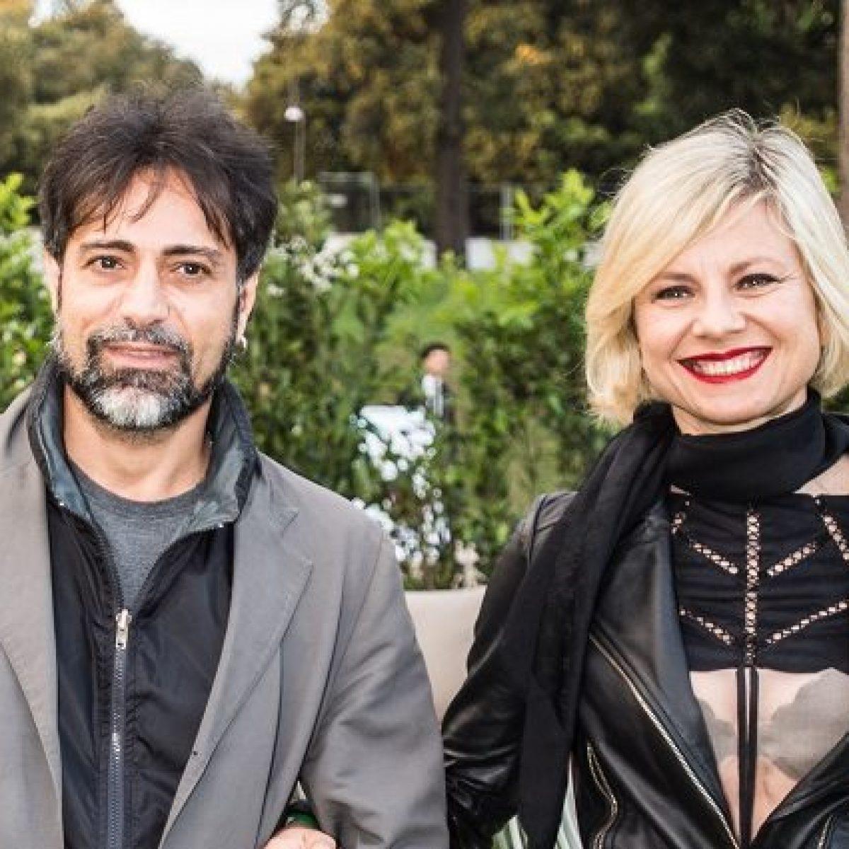 Antonella Elia e Pietro Dalle Piane
