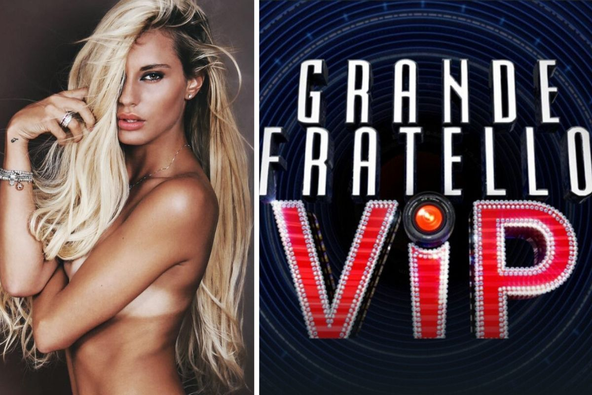 Francesca Brambilla concorrente del gf VIP