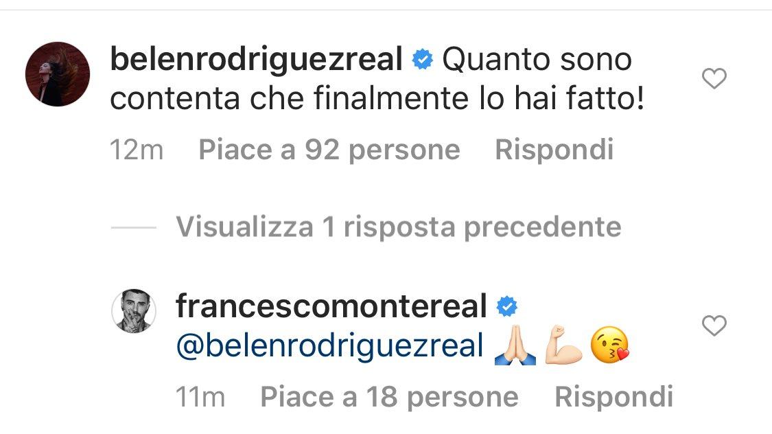Francesco Monte Belen Rodriguez