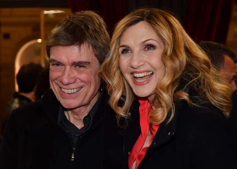 Silvio Testi e Lorella Cuccarini