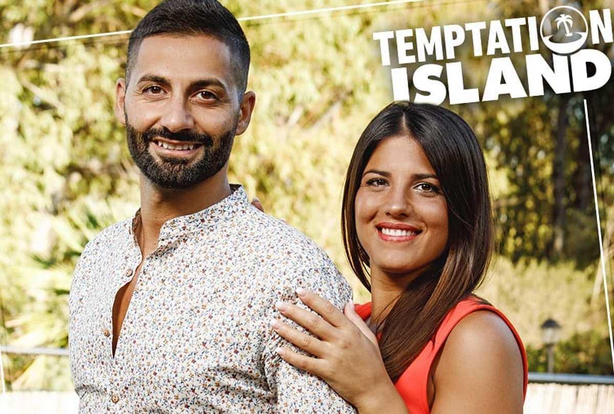 Alberto e Speranza Temptation Island anticipazioni