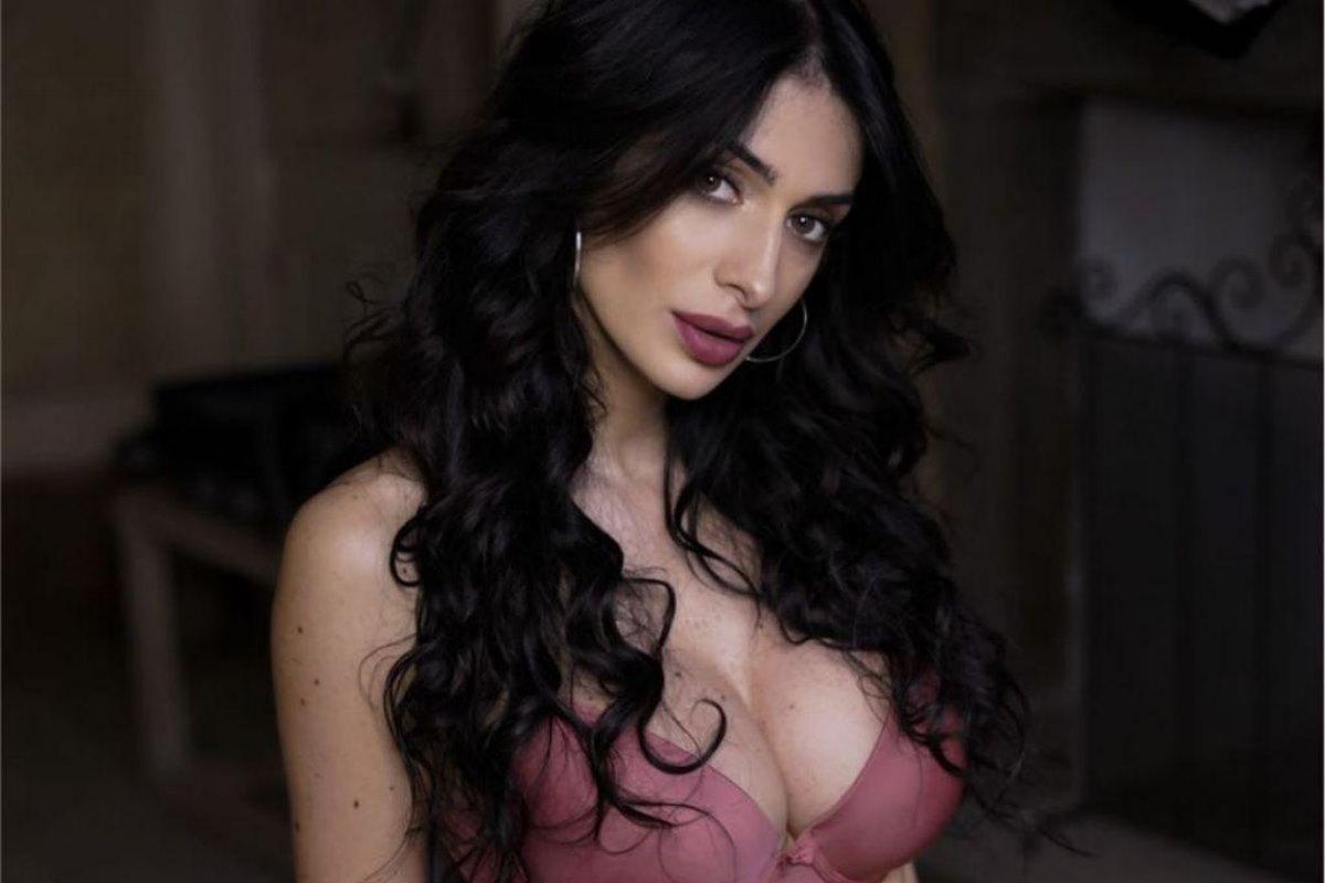 Alessia Messina ex fidanzata Balotelli