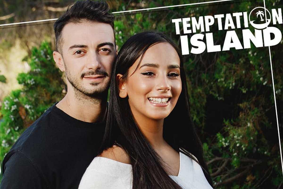 Antonio e Nadia Anticipazioni Temptation Island dopo falò