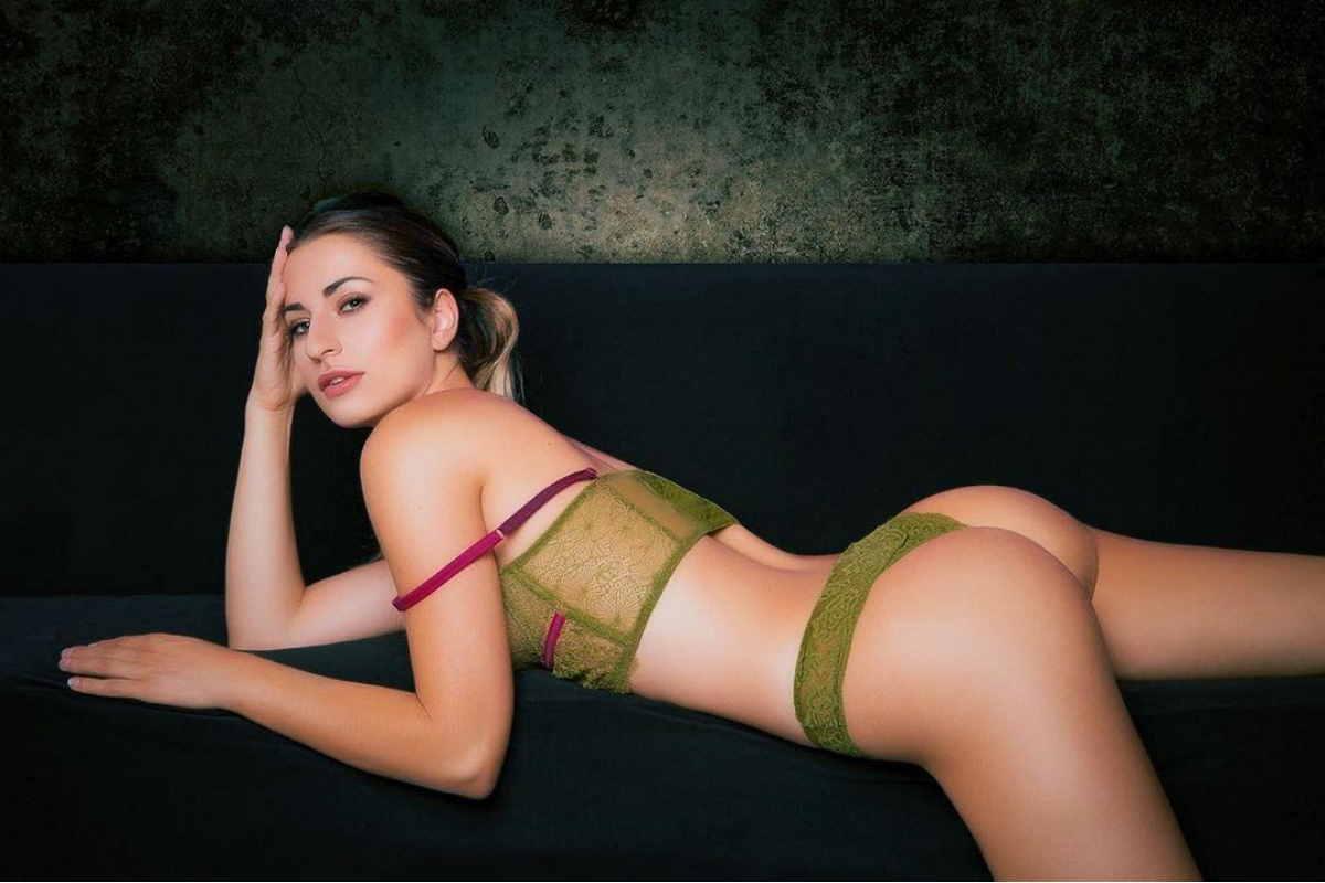 Corteggiatrice UeD Sofia Costantini