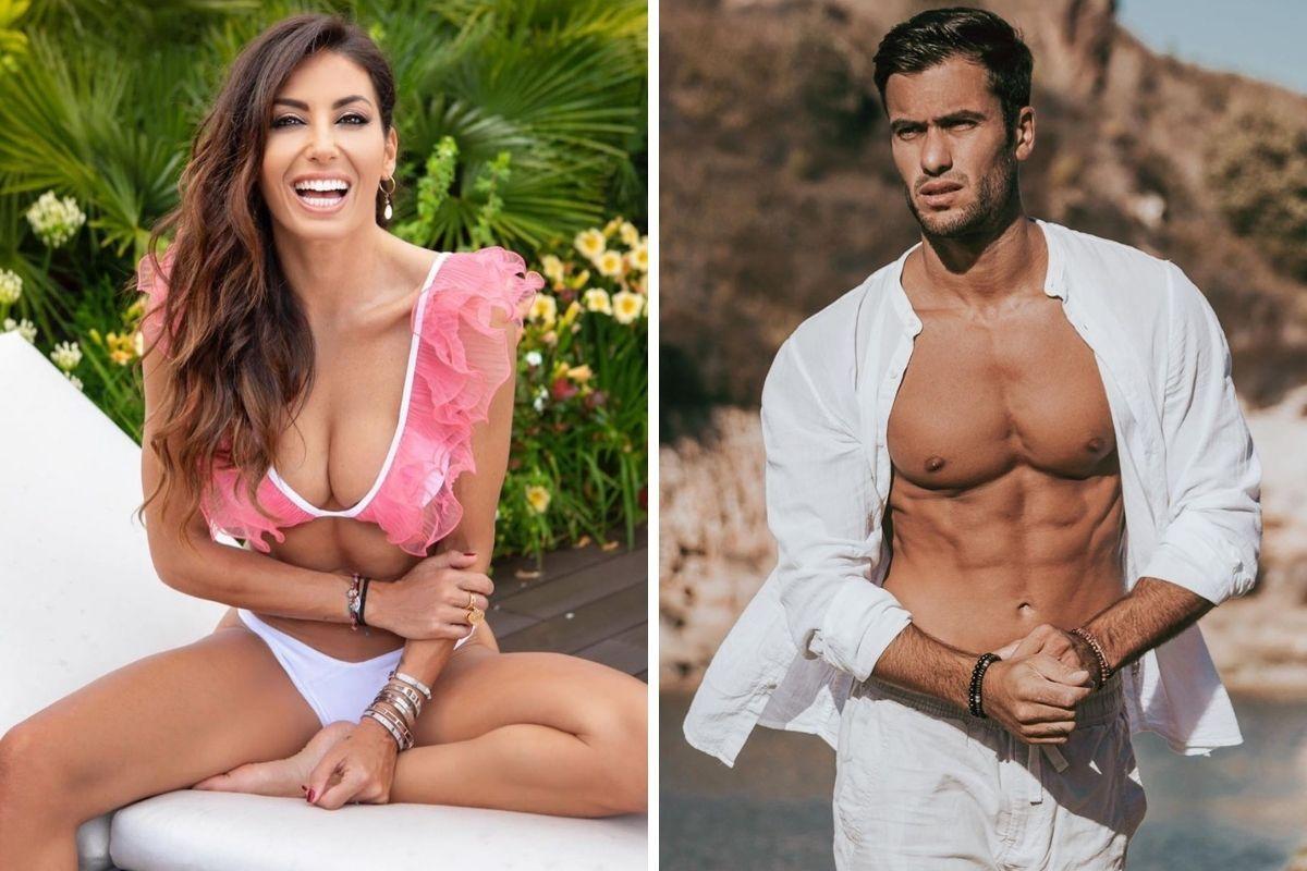 Gf VIP Elisabetta Gregoraci, Pierpaolo Pretelli