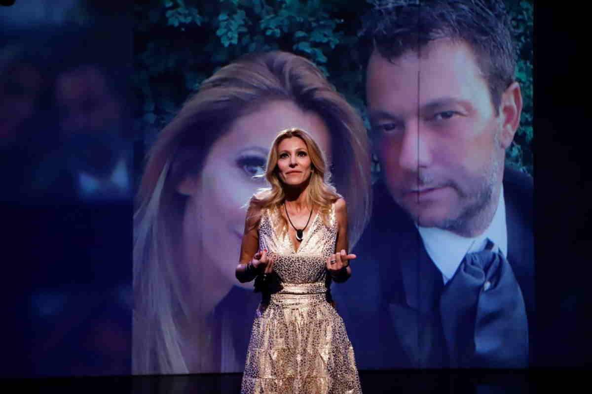 Adriana Volpe marito roberto matrimonio finito