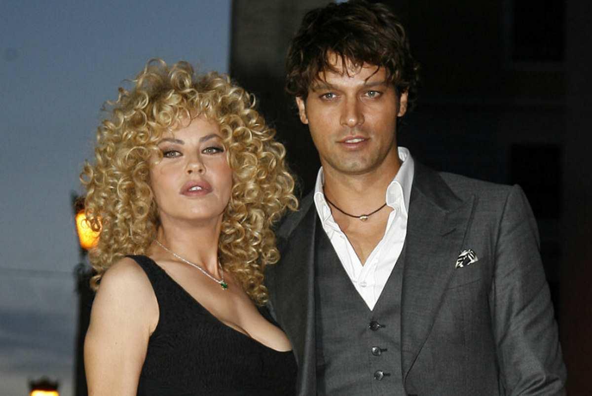 Eva Grimaldi, Gabriel Garko sesso