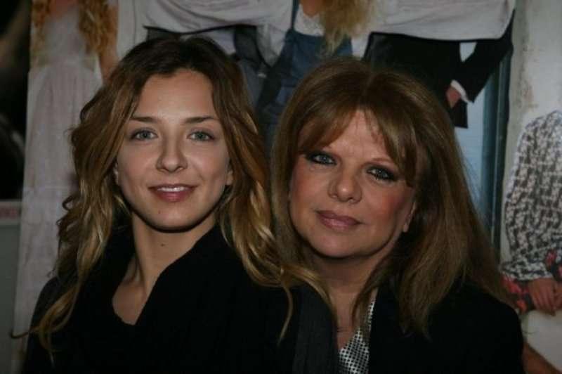 Myriam Catania e la mamma Rossella Izzo