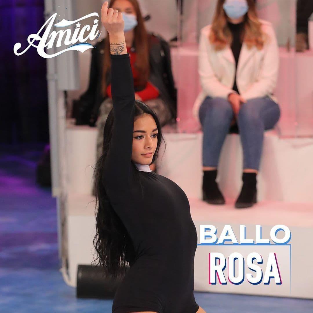 Amici Rosa Di Grazia ballerina