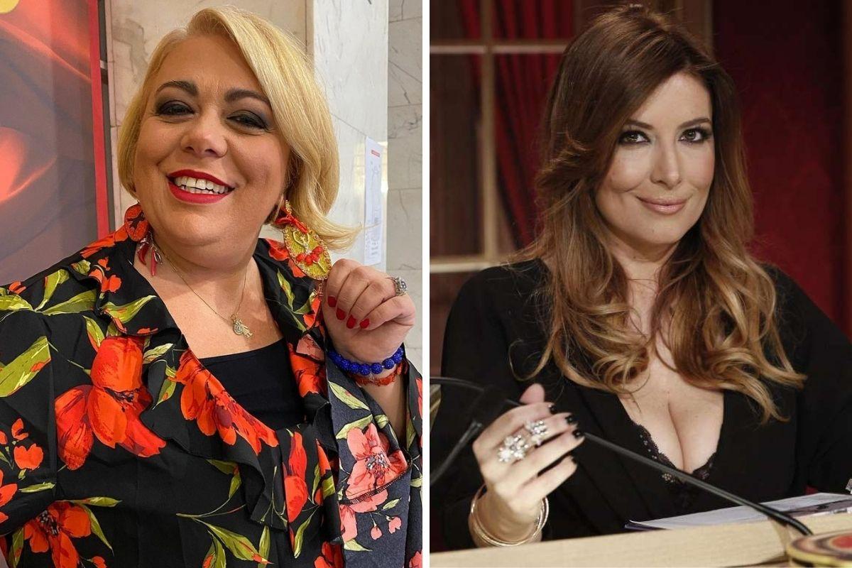 Rossella Erra e Selvaggia Lucarelli