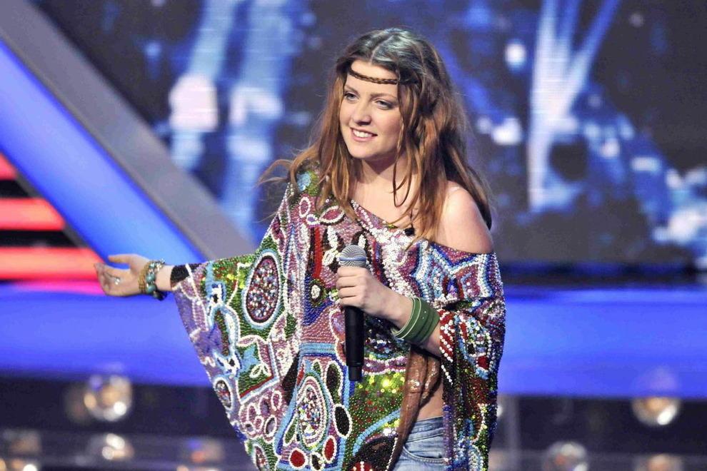 Noemi a X-Factor nel 2009