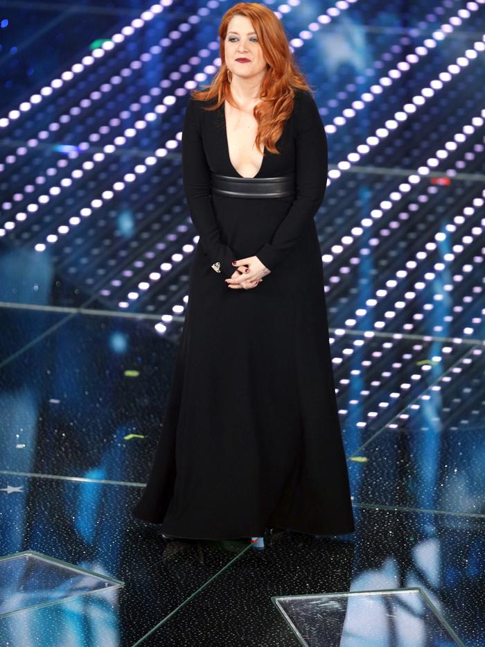 Noemi a Sanremo 2016 / Fonte: Beauty Vogue