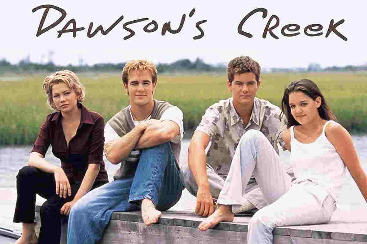 dawson s creek netflix serie tv sigla