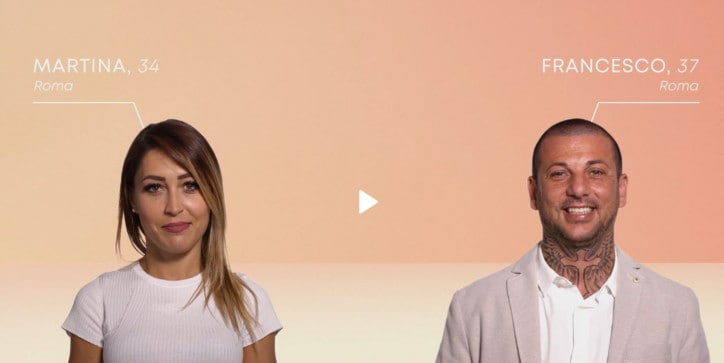 matrimonio a prima vista italia 2021 martina francesco