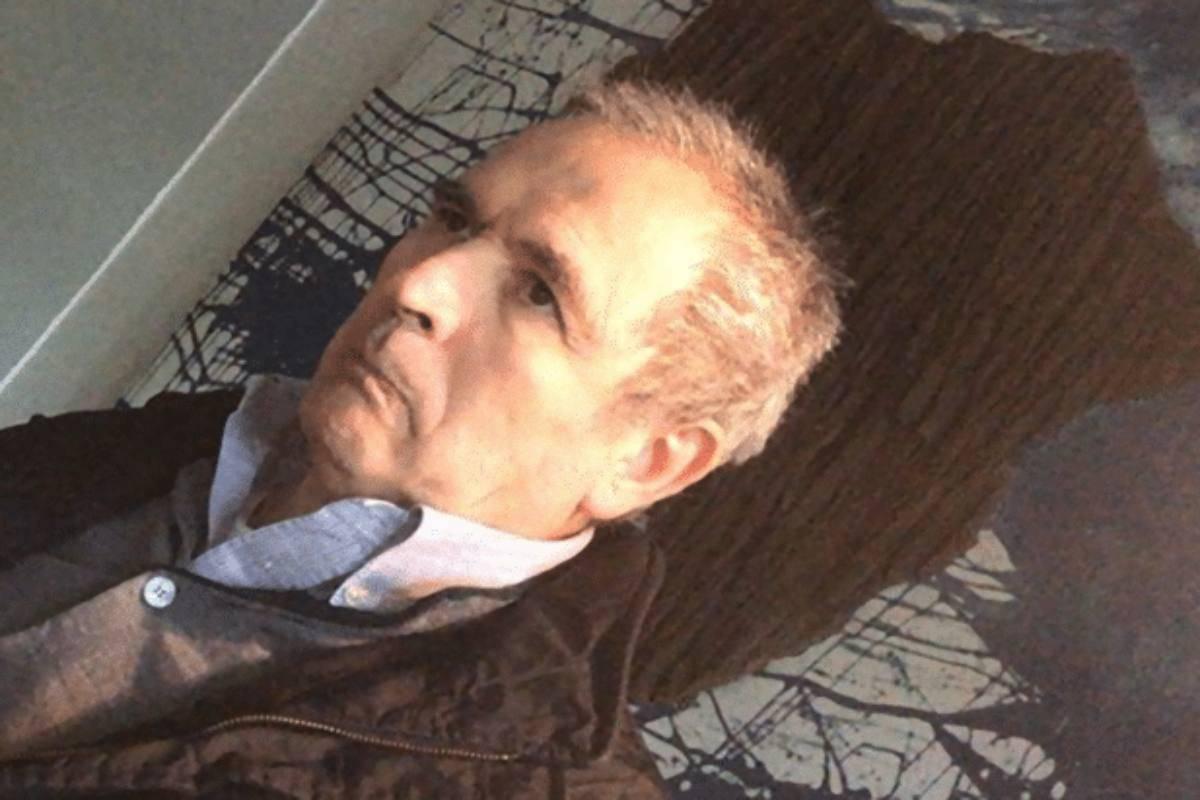 Lamberto Sposini dopo l'emorragia cerebrale