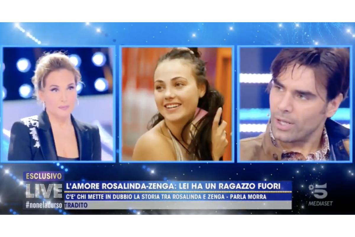 Massimiliano Morra Rosalinda Andrea Zenga