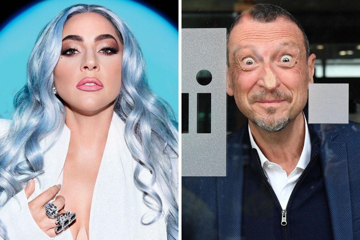 Lady Gaga e Amadeus