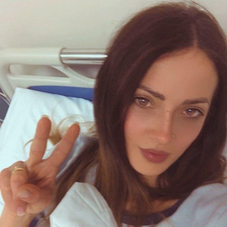Teresa Cilia ex Uomini e Donne operata al cuore