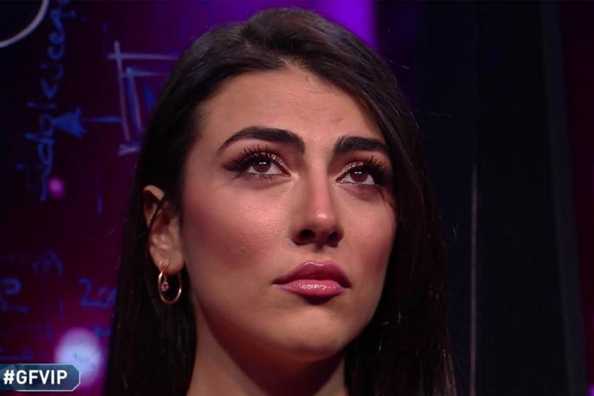 giulia salemi dopo puntata nomination gf vip