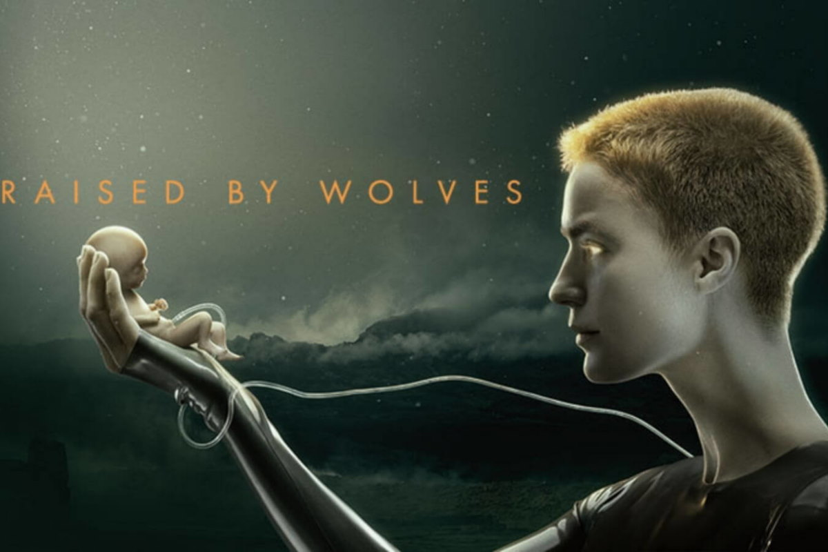 raised by wolves ridley scott
